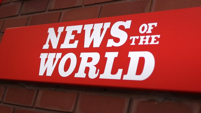 News of the World - Former showbiz reporter found dead