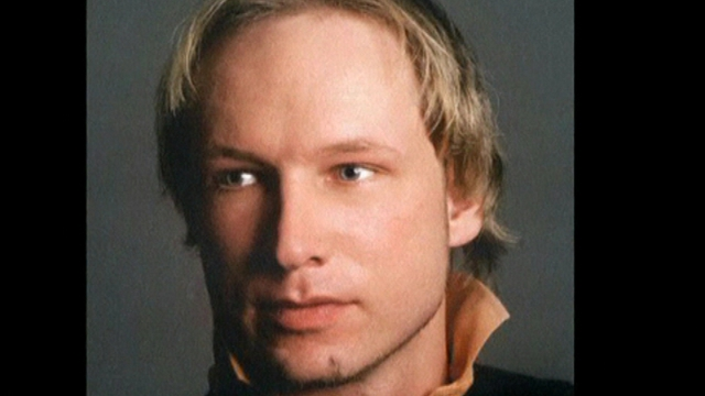 Local media report that 32-year-old Anders Behring Breivik is being held in connection with the attacks