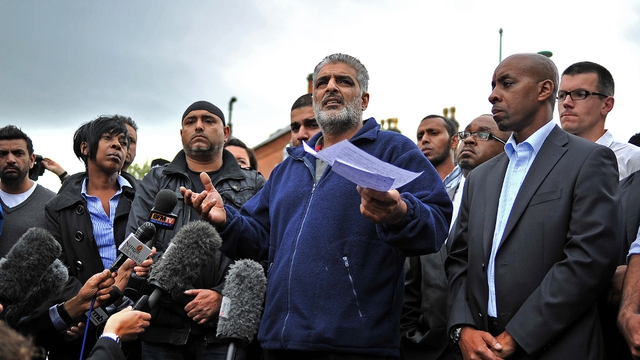 Tariq Jahan - His son Haroon was killed in a hit-and-run