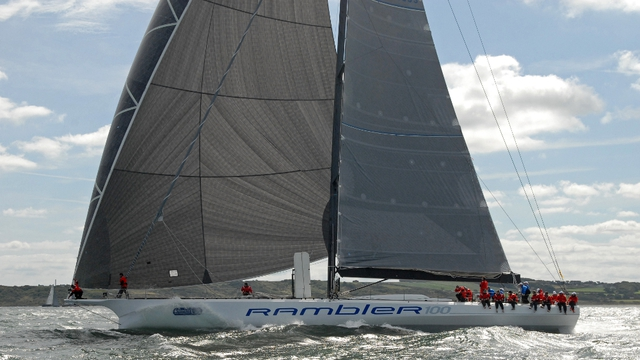 Yacht had been taking part in the Fastnet race