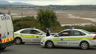 Gardaí investigating the assault and robbery