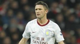 Robbie Keane's loan spell at Villa saw the Ireland striker turn in several impressive displays