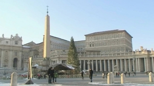 Anonymous tried and failed to attack the Vatican website last year