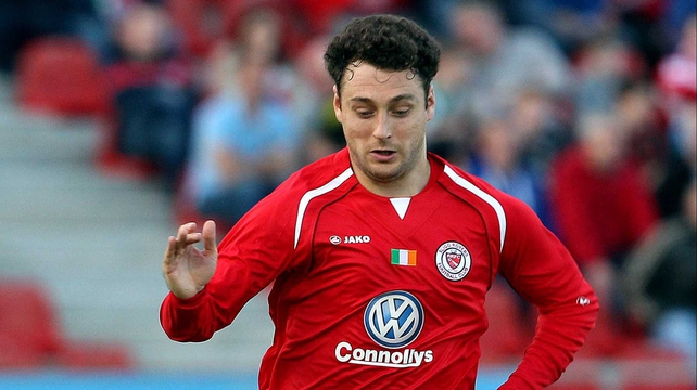 Mark Quigley scored for Sligo, who moved another step closer to the league title