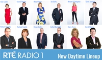 RTÉ Announces Sean O'Rourke in key 10-12noon slot