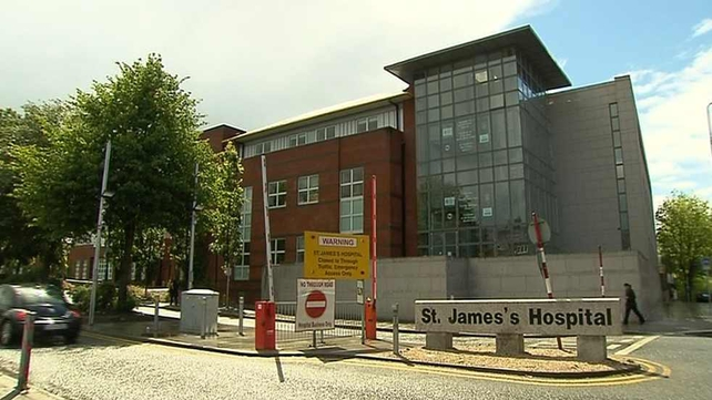 Dr Ogechi Chuku is accused of leaving the emergency department at St James's Hospital without informing any member of staff