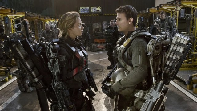Image result for emily blunt edge of tomorrow