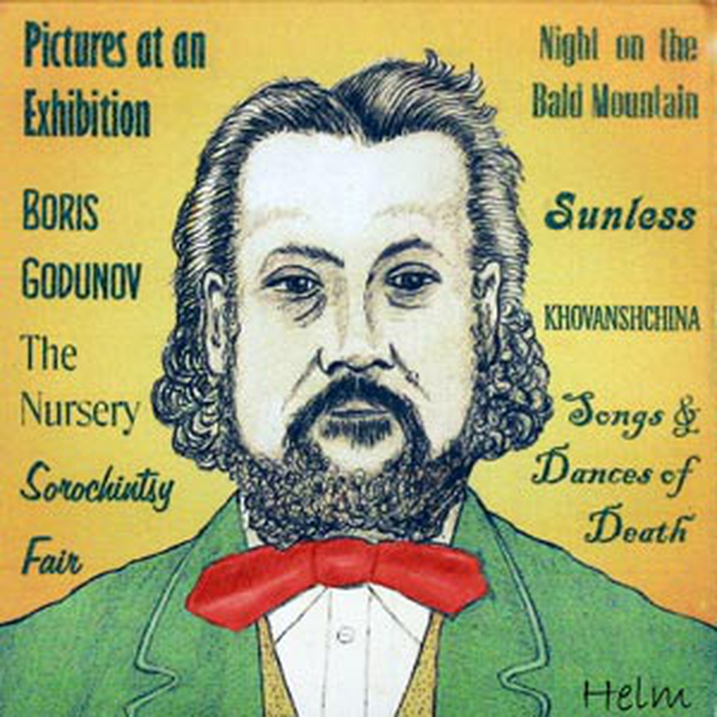 Image result for mussorgsky's pictures at an exhibition