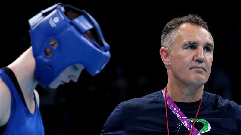 Billy Walsh has resigned from his position