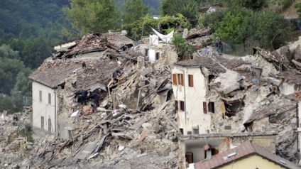 Image result for italy earthquake