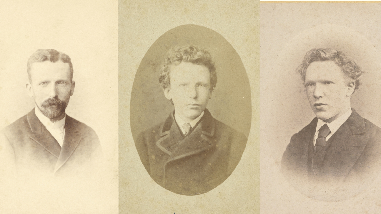 Young Vincent Van Gogh Photo Is Actually His Brother
