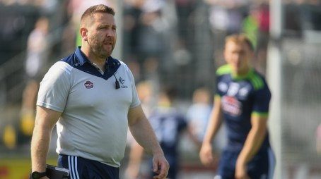 O'Neill says the time is right to step away after four years in charge of the Kildare footballers