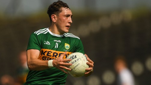 Paudie Clifford has featured in the past for Kerry juniors