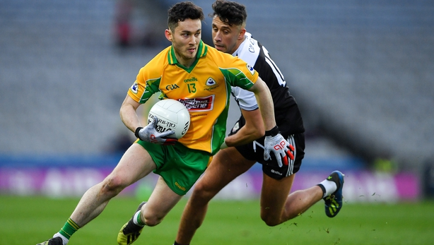 Corofin make it three on the bounce in extra-time 00136978 614