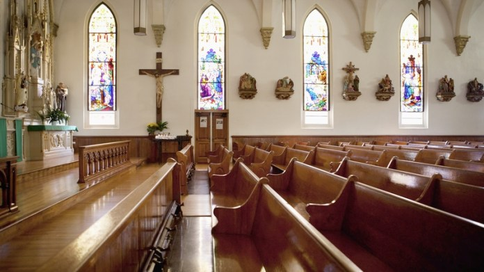 Religious services have moved online under the current restrictions