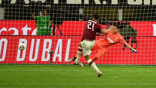 European wrap: AC Milan blitz league leaders Juventus