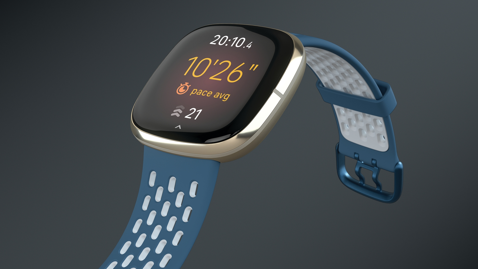 Fitbit launches stress-monitoring smartwatch