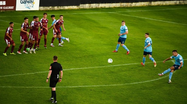 Shels march on after seven-goal rollercoaster in Galway