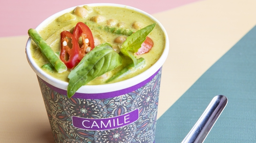 Camile Thai Expands To Us Partners With Kitchen United