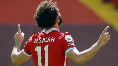 Mo Salah looks like he will miss his country's games against Angola and Gabon