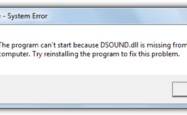 5 Ways To Uninstall Directx And Reinstall To Repair
