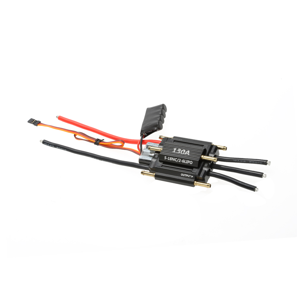 GoolRC 130A Waterproof Brushless Electronic Speed