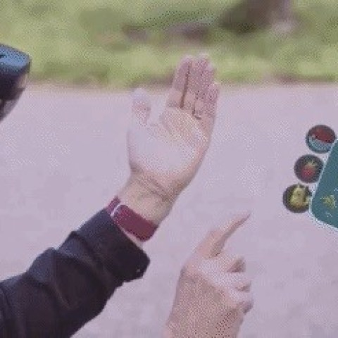 Microsoft Unveils Mesh Platform for Collaborative HoloLens Apps, Previews Pokemon GO Proof of Concept