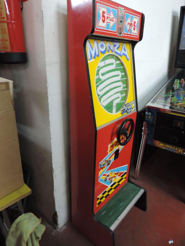 Monza  Mquina recreativa