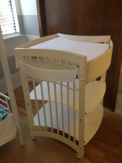 Gently Used Stokke Care DressersChanging Tables Available