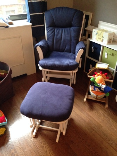 chair and stool covers garden b&q gently used dutailier gliders/rockers available in 10023 within nyc