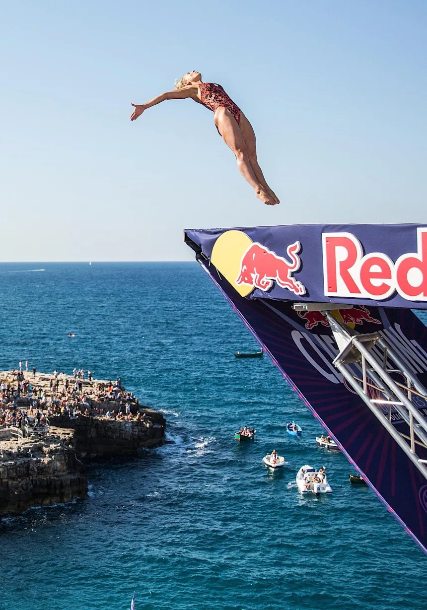Red Bull Cliff Diving Height : cliff, diving, height, Cliff, Diving, World, Series: