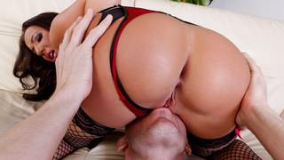 Richelle Ryan & Johnny Sins in Ass Master Piece porn image