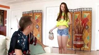 Big Tits Teen Fucks Her Stepdad And It Was Hot porn image