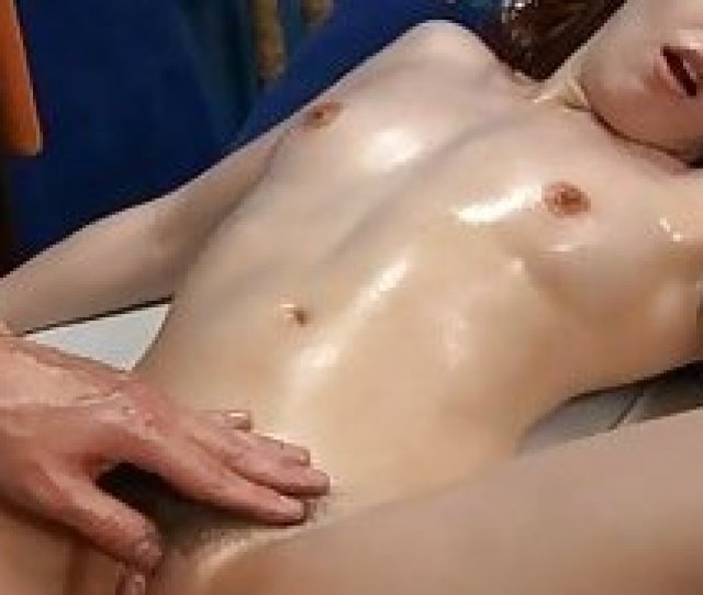 Hot 18 Beauty Gets Drilled Hard By Her Rubber
