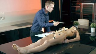 Tina_Kay_gets_the_sexy_serving_of_sushi_on_her_naked_frame porn image