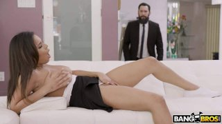 Autumn Falls Squirts While Being_Fucked porn image