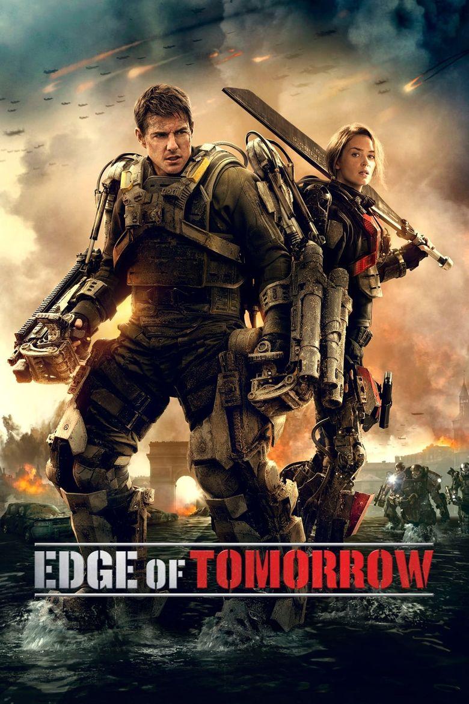 Edge Of Tomorrow Streaming : tomorrow, streaming, Tomorrow, (2014), Where, Watch, Streaming, Online, Reelgood