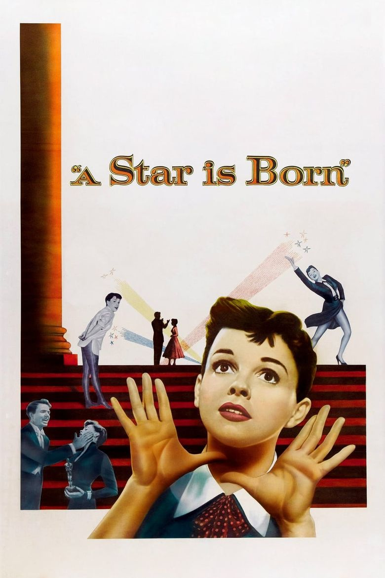 Star Is Born Streaming : streaming, (1954), Watch, Streaming, Online, Reelgood