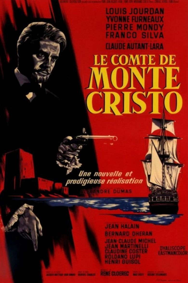 Le Comte De Monte Cristo Streaming : comte, monte, cristo, streaming, Count, Monte, Cristo, (1961), Where, Watch, Streaming, Online, Reelgood