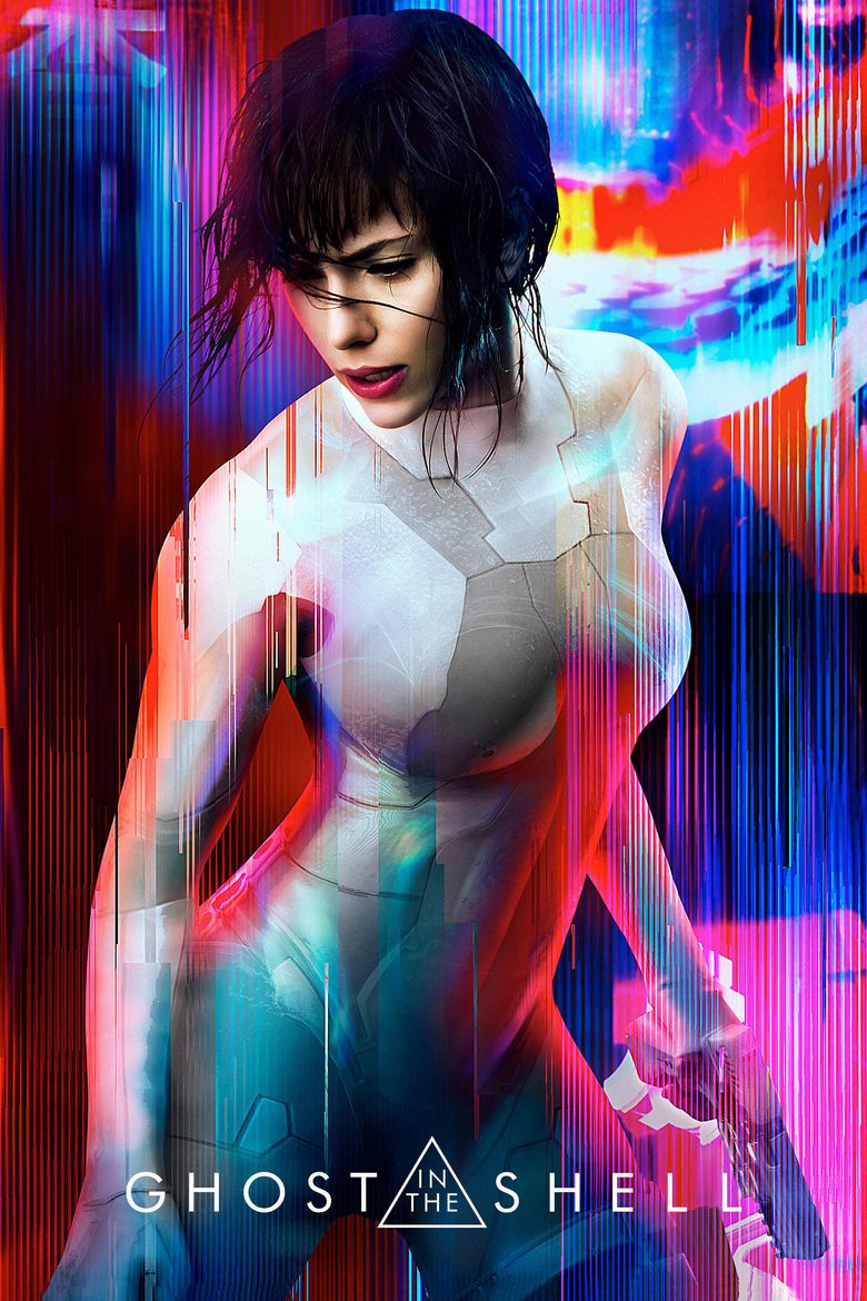 Ghost In The Shell Streaming : ghost, shell, streaming, Ghost, Shell, (2017), Watch, PlutoTV, Streaming, Online, Reelgood