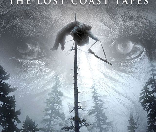 Bigfoot The Lost Coast Tapes Poster