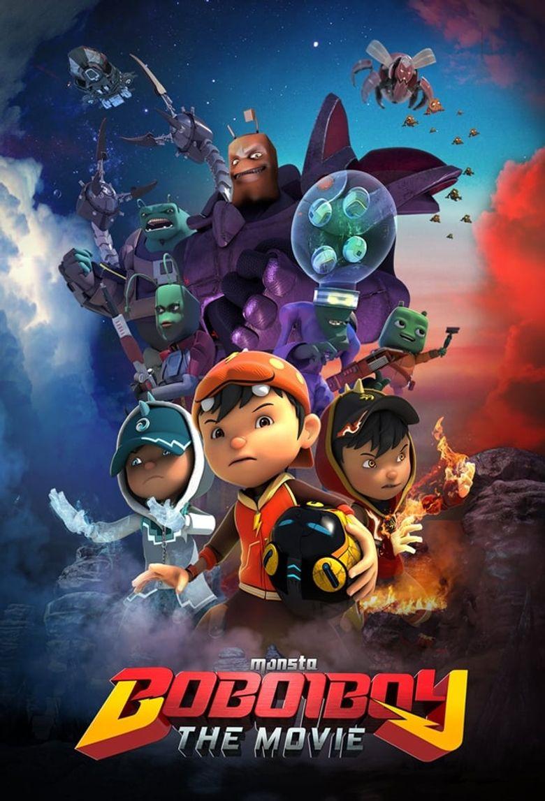 Streaming Boboiboy Movie 2 : streaming, boboiboy, movie, BoBoiBoy:, Movie, (2016), Where, Watch, Streaming, Online, Reelgood