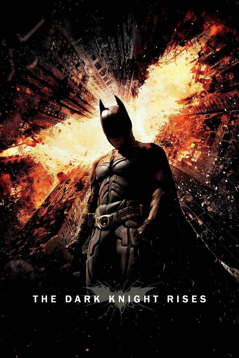 The Dark Knight Rises Streaming in UK 2012 Movie