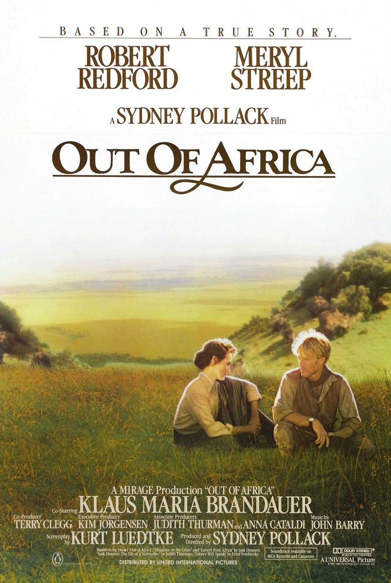 Out Of Africa Streaming : africa, streaming, Africa, (1985), Watch, Prime, Video,, FuboTV,, Streaming, Online, Reelgood