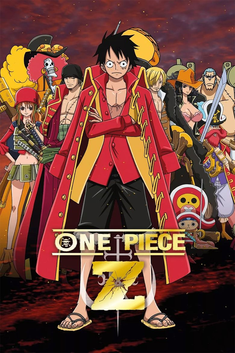 One Piece Film Streaming : piece, streaming, Piece, (2012), Where, Watch, Streaming, Online, Reelgood