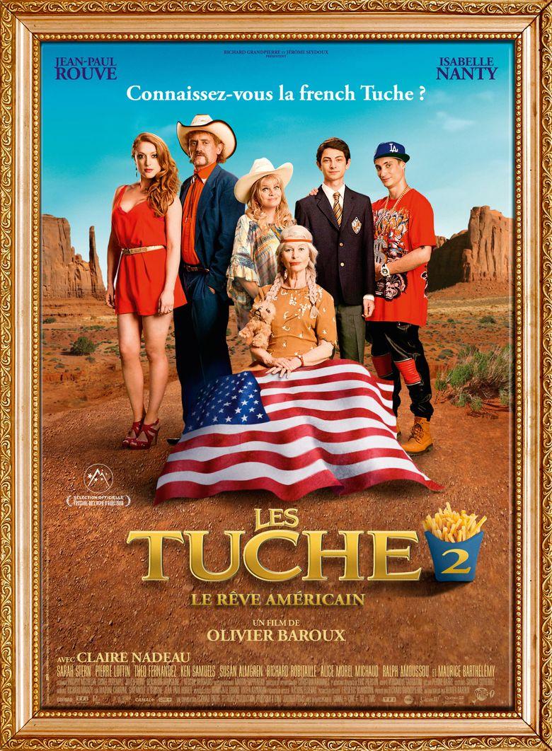 Le film Les Tuche 2 - Le rêve américain en streaming complet Vf et...