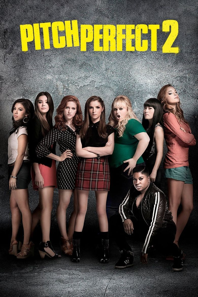 Pitch Perfect 2 Streaming : pitch, perfect, streaming, Pitch, Perfect, (2015), Where, Watch, Streaming, Online, Reelgood