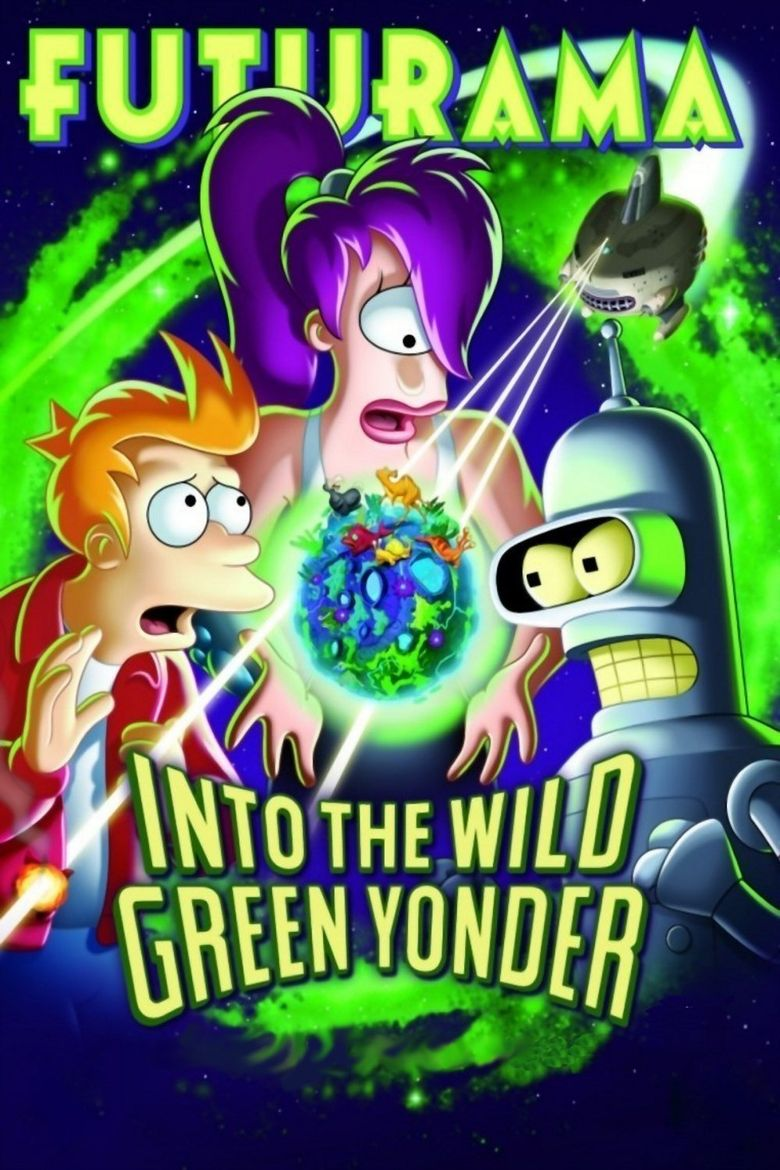 Into The Wild Streaming : streaming, Futurama:, Green, Yonder, (2009), Where, Watch, Streaming, Online, Reelgood