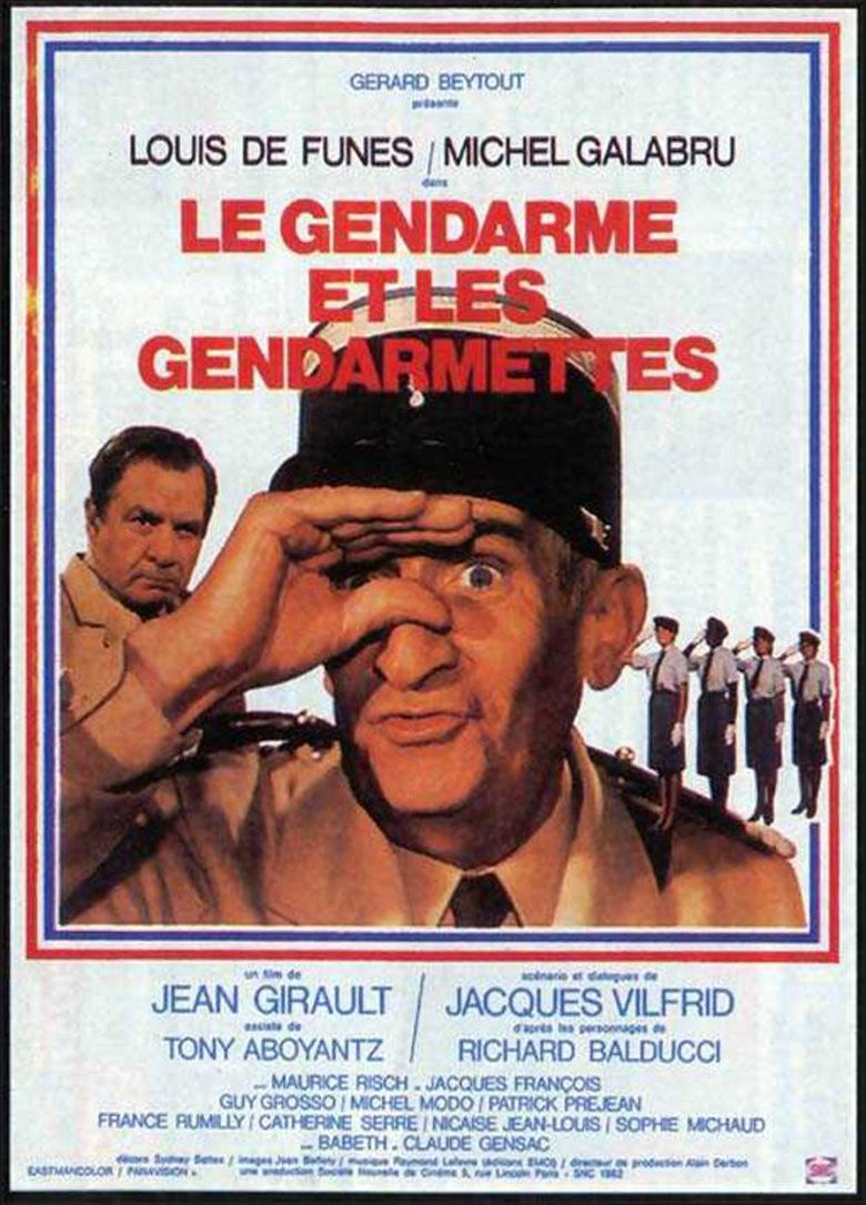 Streaming : Le Gendarme et les Gendarmettes BDRIP (TrueFrench)