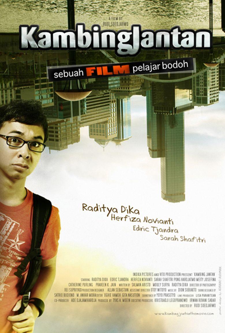 Streaming Film Raditya Dika : streaming, raditya, Kambing, Jantan:, Movie, (2009), Where, Watch, Streaming, Online, Reelgood